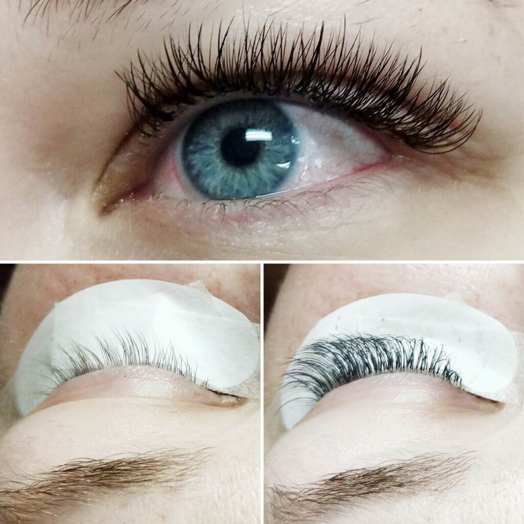 Hybrid Eyelash Extensions Palm bay FL